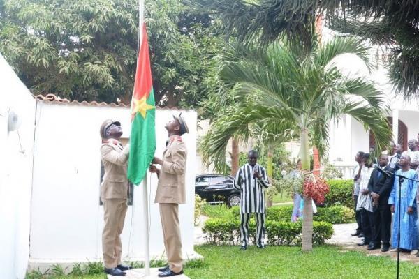 Fête de l'indépendance - Ambassade du Burkina à Dakar